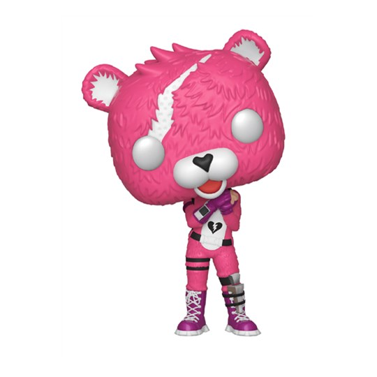 Funko Pop Cuddle Team Leader #430 - Fortnite - Games