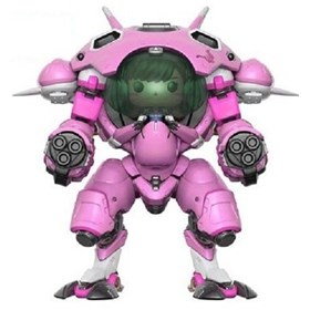 Funko Pop D.Va with Meka #177 - Overwatch - Games