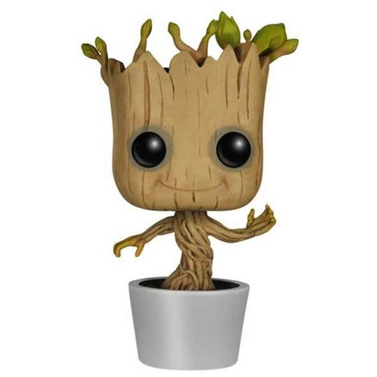 Funko Pop Dancing Groot #65 - Guardiões da Galáxia - Marvel