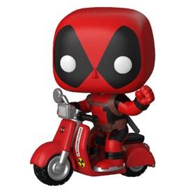 Funko Pop Deadpool on Scooter #48 - Marvel - Pop! Rides