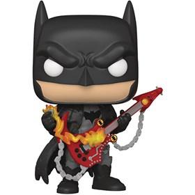 Funko Pop Death Metal Batman Guitar Solo #381 - Special Edition - DC Comics