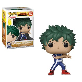 Funko Pop Deku Training #373 - Boku no Hero - My Hero Academia
