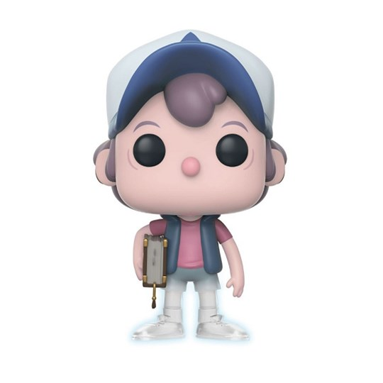 Funko Pop Dipper Pines Chase Edition #240 - Gravity Falls - Disney