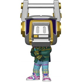 Funko Pop DJ Yonder #512 - Fortnite - Games
