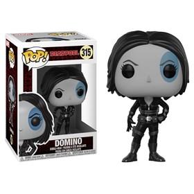 Funko Pop Domino #315 - Deadpool - Marvel
