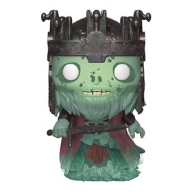 Funko Pop Dunharrow King #633 - O Senhor dos Anéis - Lord of the Rings
