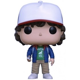 Funko Pop Dustin with Compass #424 - Stranger Things