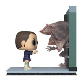 Funko Pop Eleven and Demogorgon #727 - Movie Moments - Stranger Things