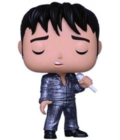 Produto Funko Pop Elvis #188 - '68 Comeback Special - Diamond Collection Exclusive