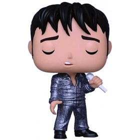 Funko Pop Elvis #188 - '68 Comeback Special - Diamond Collection Exclusive