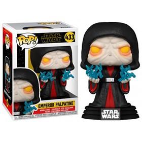 Funko Pop Emperor Palpatine #433 - Star Wars