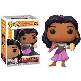 Funko Pop Esmeralda #635 - Corcunda de Notre-Dame - Disney