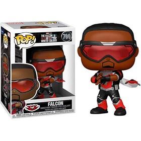 Funko Pop Falcon - Falcão #700 - Falcão e o Soldado Invernal - Marvel