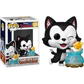 Funko Pop Figaro with Cleo #1025 - Pinóquio - Disney