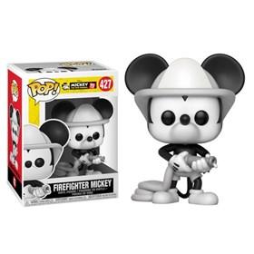 Funko Pop Firefighter MIckey #427 Bombeiro - Mickey's 90th Anniversary - Disney