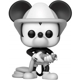 Funko Pop Firefighter MIckey #427 Bombeiro - Mickey's 90th Anniversary - Disney