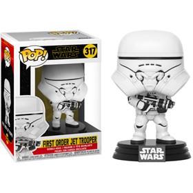 Funko Pop First Order Jet Trooper #317 - Star Wars - The Rise of Skywalker - A Ascenção Skywalker