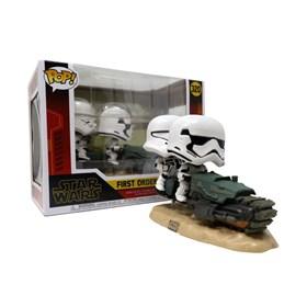 Funko Pop First Order Tread Speeder #320 - The Rise of Skywalker - A Ascenção Skywalker - Star Wars