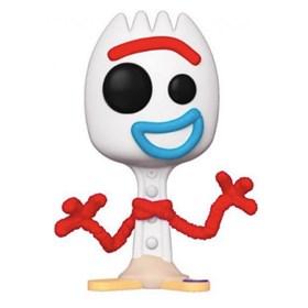 Funko Pop Forky Garfinho #528 - Toy Story 4 - Disney