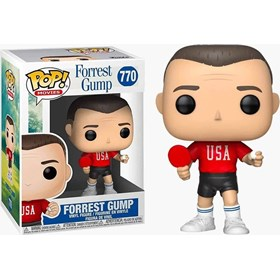 Funko Pop Forrest Gump #770 Ping Pong - Movies