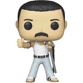Funko Pop Freddie Mercury #183 - Live Aid - Queen - Pop Rocks!