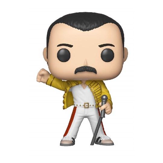 Funko Pop Freddie Mercury #96 - Pop Rocks! Queen Wembley Stadium
