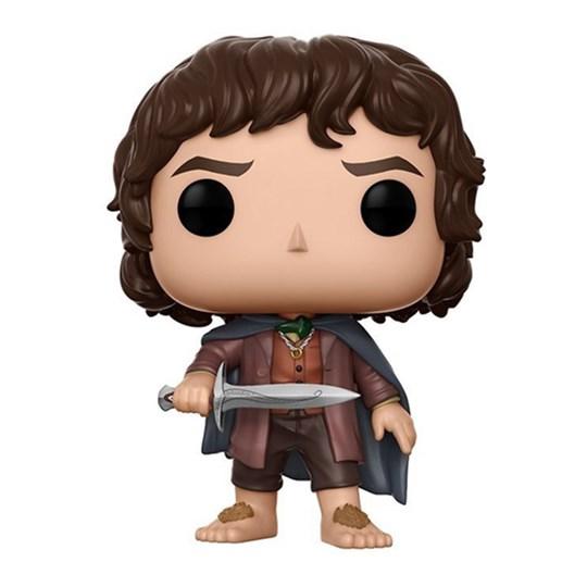 Funko Pop Frodo Baggins #444 - Lord of the Rings - Senhor dos Anéis