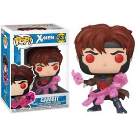 Funko Pop Gambit #553 - X-Men - Marvel