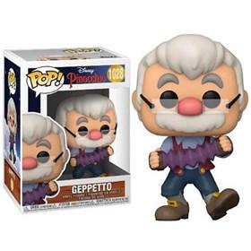 Funko Pop Geppetto #1028 - Pinóquio - Disney