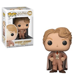 Funko Pop Gilderoy Lockhart #59 - Harry Potter