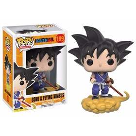Funko Pop Goku & Flying Nimbus #109 - Dragon Ball Z