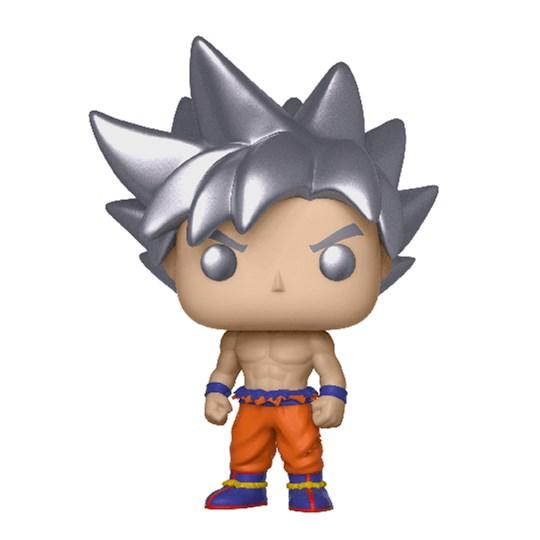 Funko Pop Goku Ultra Instinct #386 - Dragon Ball Super