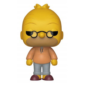Funko Pop Grampa Simpson Abe #499 - Simpsons
