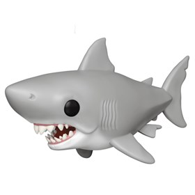 Funko Pop Great White Shark #758 - Tubarão - Jaws 15 cm