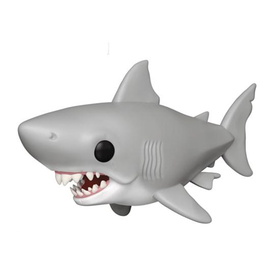 Funko Pop Great White Shark #758 - Tubarão - Jaws 15 cm