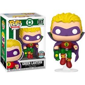 Funko Pop Green Lantern #317 - Specialty Series - Lanterna Verde Alan Scott