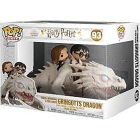 Funko Pop Gringotts Dragon - Dragão de Gringotes #93 - Pop Rides! - Harry Potter