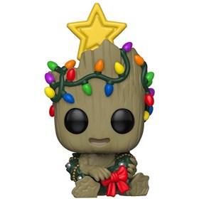 Funko Pop Groot #530 Groot de Natal - Marvel