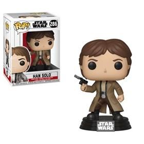 Funko Pop Han Solo Endor #286 - Retorno de Jedi - Star Wars