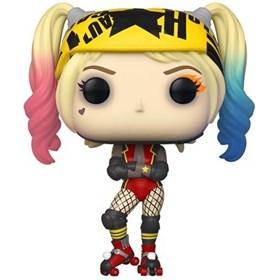 Funko Pop Harley Quinn Roller Derby #307 - Arlequina - DC Comics