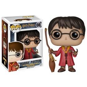 Funko Pop Harry Potter Quidditch #08 -  Harry Potter Quadribol