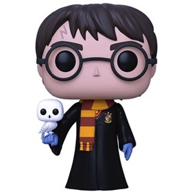 "Funko Pop Harry Potter with Hedwig 46 cm #01 - 18"" Super Sized Pop! - Harry Potter"