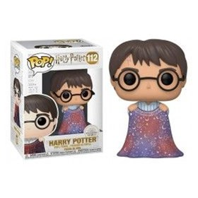 Funko Pop Harry Potter with Invisibility Cloak #112 - Harry Potter