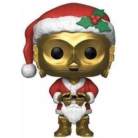 Funko Pop Holiday C-3PO as Santa #276 - Natal - Star Wars