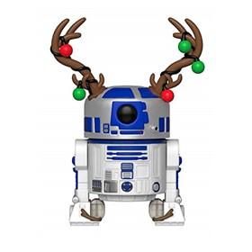 Funko Pop Holiday R2-D2 w/ Antlers #275 - Natal- Star Wars