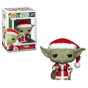 Funko Pop Holiday Yoda #277 - Yoda Natal - Star Wars