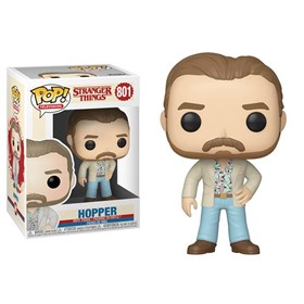 Funko Pop Hopper #801 - Stranger Things