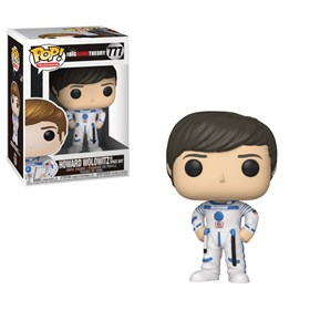 Funko Pop Howard Wolowitz in Space Suit #777 - The Big Bang  Theory - Seriados