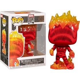 Funko Pop Human Torch #501 - Marvel - 80th Anniversary Series