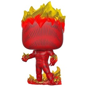 Funko Pop Human Torch #501 - Marvel - 80th Anniversary Series
